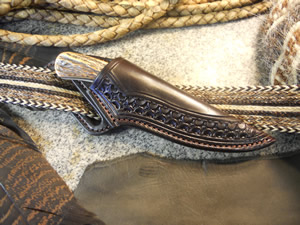 Eagle Brand Knives And Sheaths